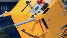 Řezání pojízdnými řezačkami - řezač spar